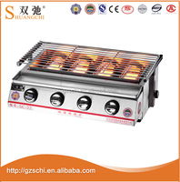 2014 New Design Gas BBQ Grill indoor barbecue grill