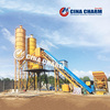low cost small concrete batching plant hzs60 with 50ton silo price