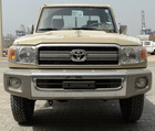 Новые автомобили Toyota Land cruiser