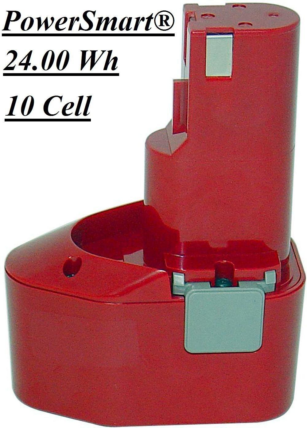 PowerSmart 12-Volt 2.0Ah Ni-Cd Battery for Milwaukee 48-11-0140, 48-11-0141, 48-11-0200, 48-11-0251