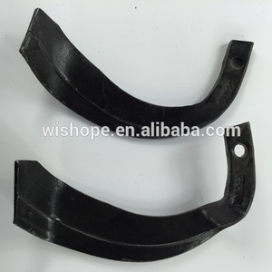 Disc Plough Blades Cultivator For Kubota Agricultural Machines