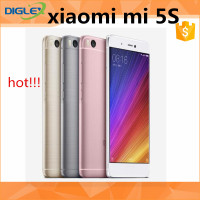 2016 original xiaomi 5s shopping online 4GB/128GB grey/rose gold/gold/ silver xiaomi mobile phone
