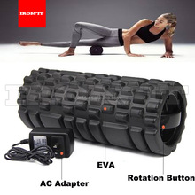 New!!! Yoga Electric Vibrating Foam Roller For Muscle Massage