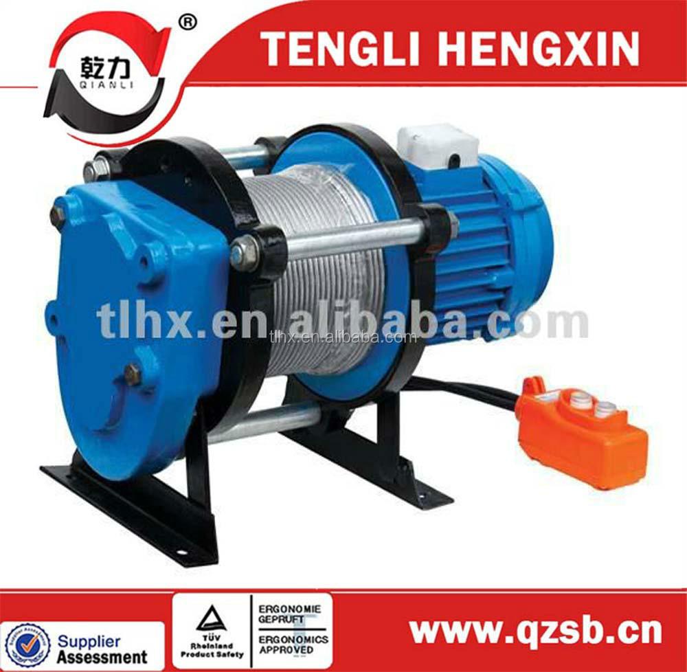 Incroyable Moteur Électrique Multifonctionnel Palan,Treuil Électrique 220 V FC-72
