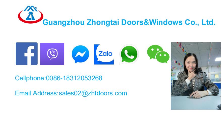 product-Elegant Apartment Soundproof Double Glazing Wide Folding Doors Accordion Aluminium Folding D-5