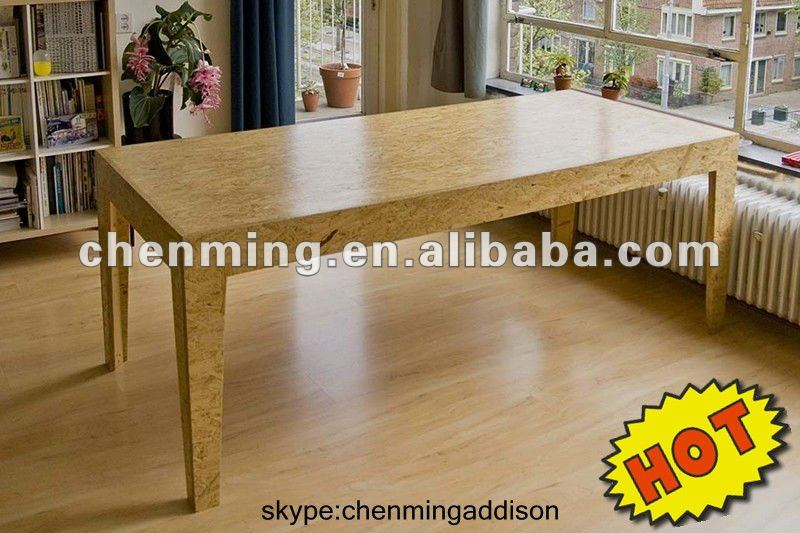 bon prix osb pour meubles panneaux de particules id de produit 667284887. Black Bedroom Furniture Sets. Home Design Ideas