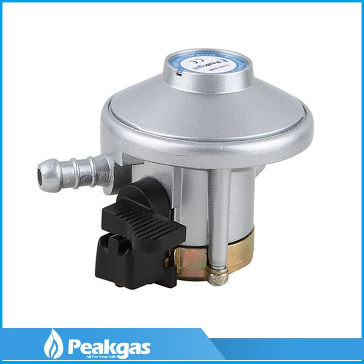 China Manufacturer High Pressure Lpg Gas Regulator For Stove