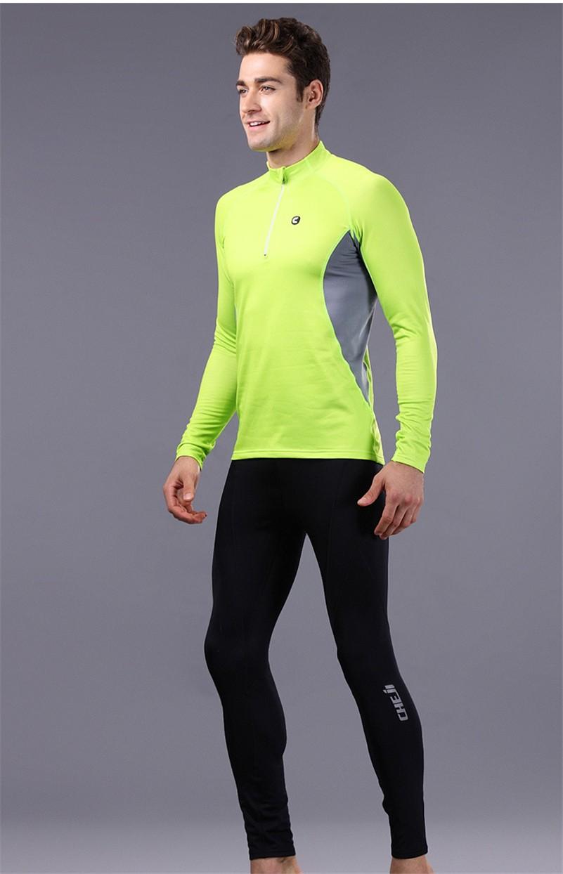 14fa62a9f WEST BIKING2017 Men Winter Underwear Set Thermal Fleece Cycling Base Layer  Breathable Windproof Road MTB Bike Base Layer Cycling Underwear   Bicycle  ...