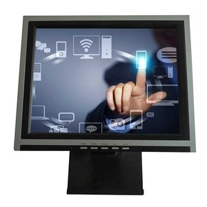 High Quality 15'' Lcd TFT Resistive Touch Screen Monitor /15 Inch Lcd Monitor/15 Inch Touch Monitor