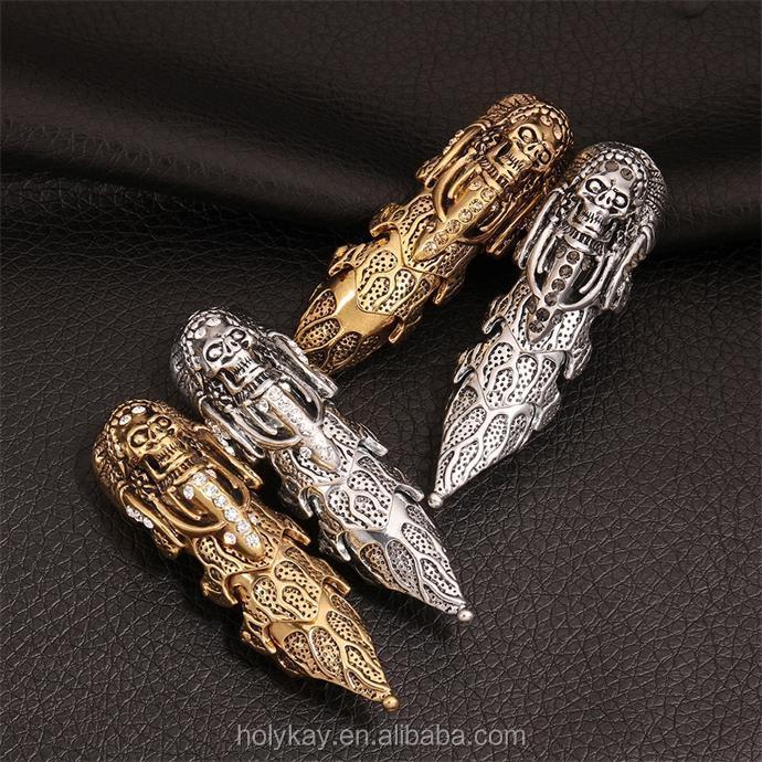 2015 Latest Gold Rings Design For Women Antique Mens Long Finger