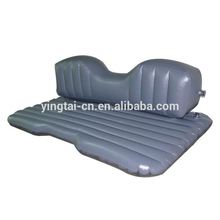 2017 heavy-duty dacron plastic inflatable air car beds / inflatable cars mattresses