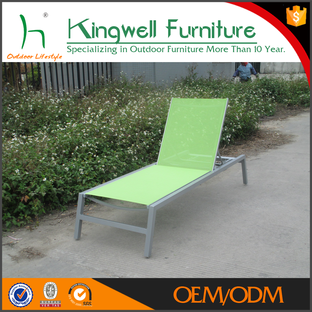 Used hotel outdoor pool furniture outdoor beach lounge chair