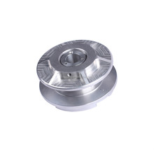 cnc turning milling machined aluminum parts rapid prototype service