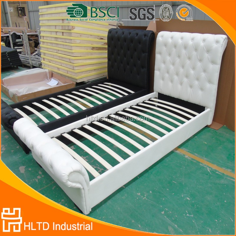 fabric queen bed frame leather pu linen FURNITURE BEDROOM KING BED FRAME FURNITURE KING BED