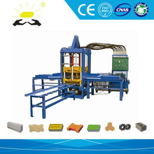 QTF3-15 high density block press machine
