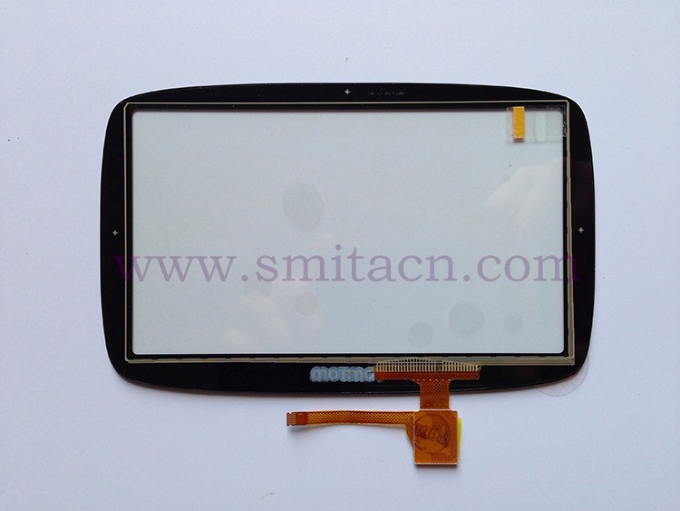 Original and New 5.0 inch Car DVD GPS MP4 MP5 touch screen For TOMTOM GO 500 5000