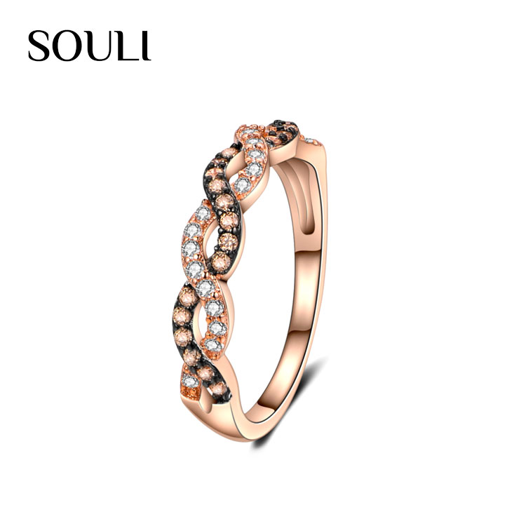 China Rose Wedding Ring Manufacturers And Suppliers On Alibaba