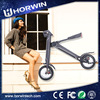 Battery Powered electric Foldable motorcycle 50cc gas scooter from Horwin