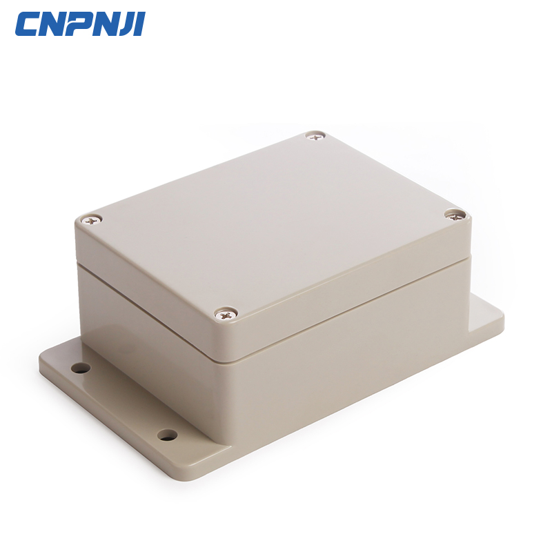 Lovely European Style Ip66 Waterproof Dustproof Electrical Junction Box125*175*75mm With Transparent Cover Plastic Enclosure Punctual Timing Lighting Accessories Lights & Lighting