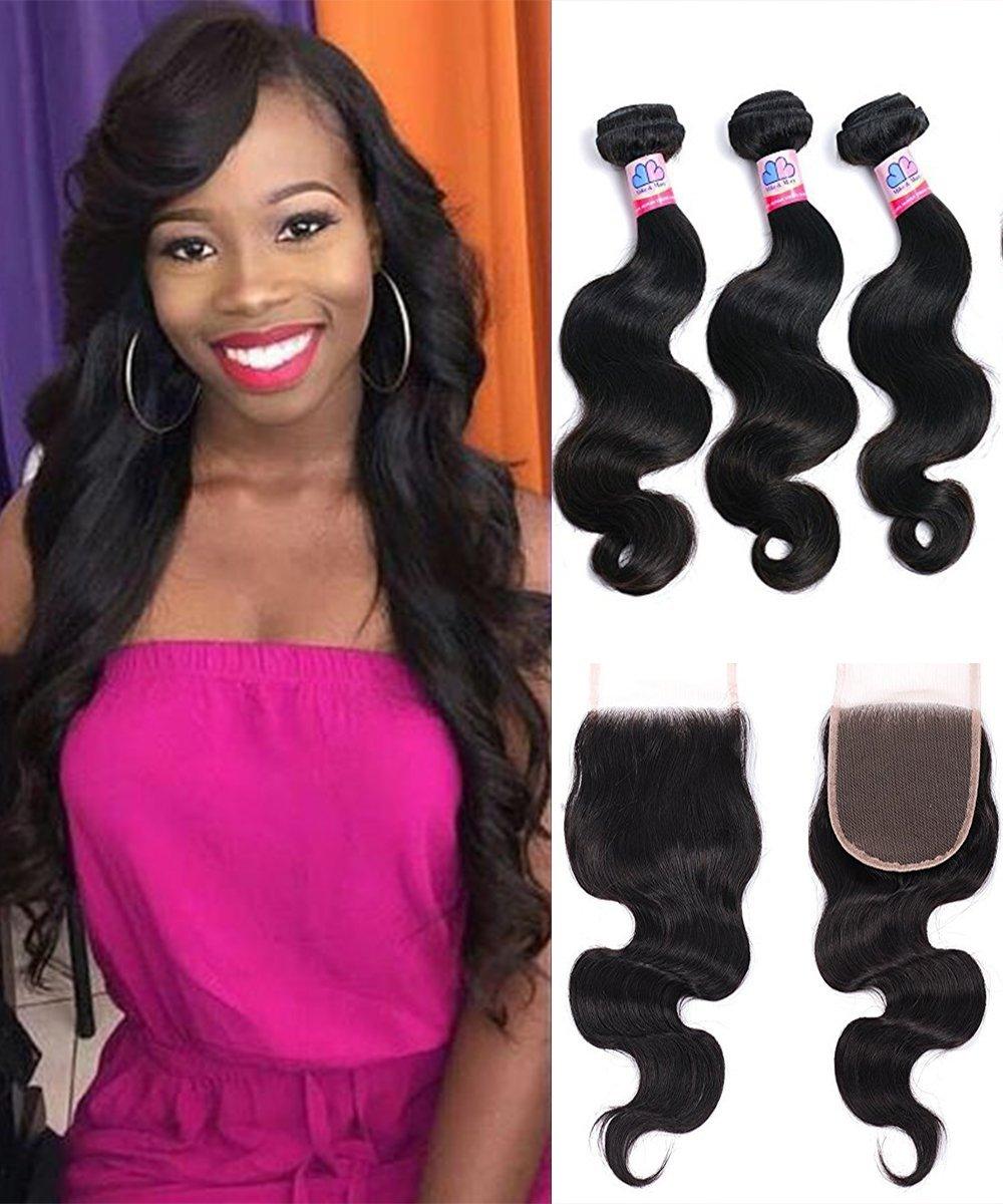 Buy Mike Mary Brazilian Virgin Hair 3 Bundles 10 12 14 Body