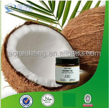 sperm motility coconut oil