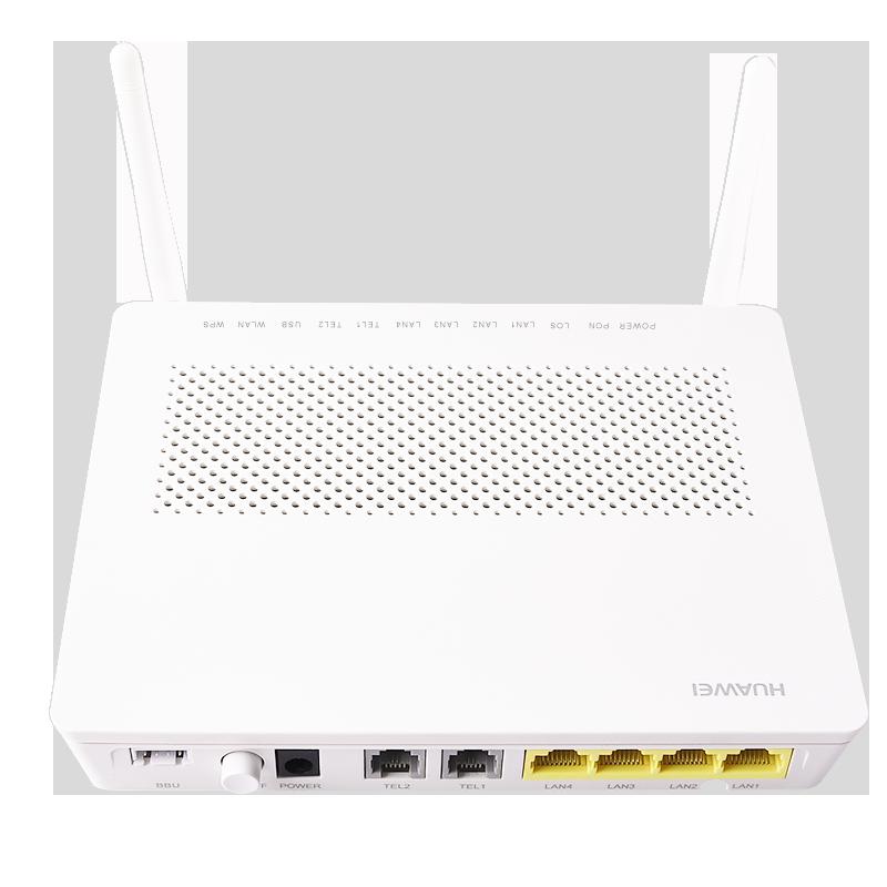 huawei HG8245H 4GE+2TEL+USB+WIFI Ftth fiber optic gpon onu modem