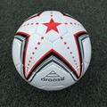 Free Shipping 100 High Quality Soccer Ball Size 5 Football Ball Hand stitched Soccer Ball PU