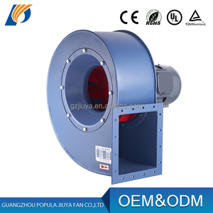 4-72-A Industrial Medium Pressure Centrifugal Induce Fan For Smoke Exhaust