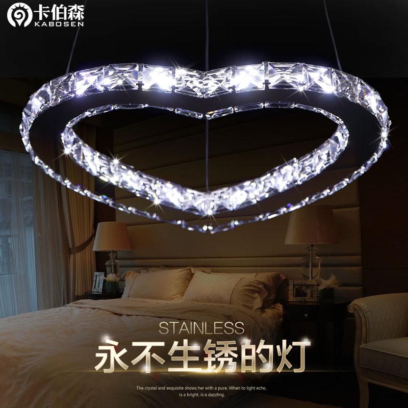 Dormitorio principal de luz romántico corazón caliente creativo ...