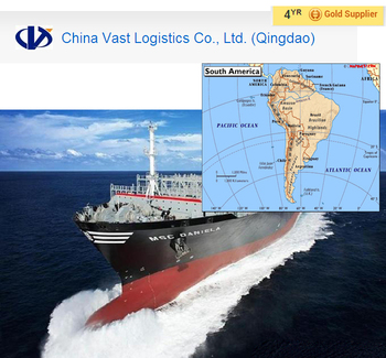 Reliable Logistics Transport And Sea Freight To Brazil Chile Argentina  South America From China Shipping Agent Ocean Services - Buy Ocean