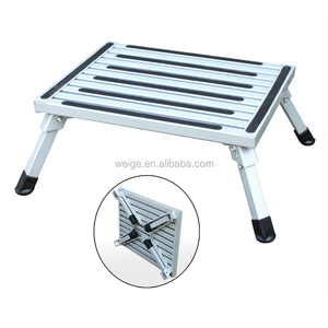 Fine 18 Inches Height Portable Folding Step Stool 285 By 215 By 450 Mm Frankydiablos Diy Chair Ideas Frankydiabloscom