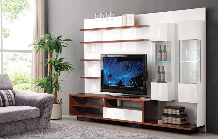 Meuble Tv Moderne En Bois Photos/meubles De Salon Marocain/nouveau Modèle  Simple Meuble Tv En Bois Armoire - Buy Photos De Meuble Tv En Bois,Meubles  ...
