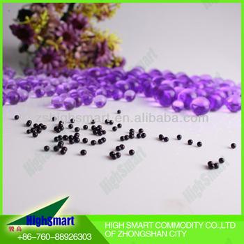 crystal aqua gel soil water absorbing ball for flower buy water