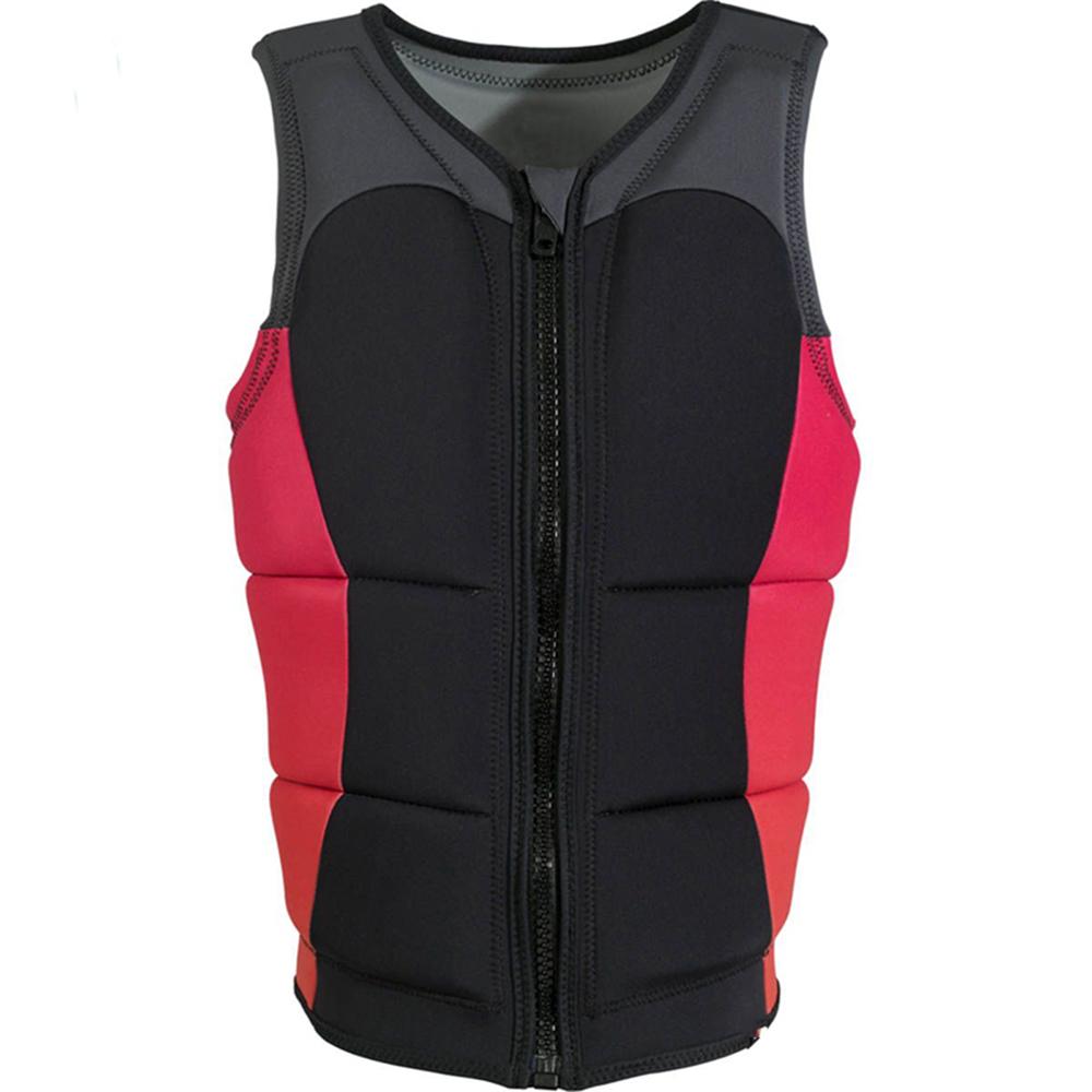 New Design Fashional Neoprene Life Vest/Jacket Professional Life-saving Vest/Jacket EPE Foam Adult swimming Life Jacket