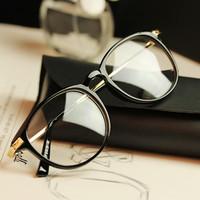 2016 Vintage Fashion Eyewear Frames Women Men Eye Glasses Frames Optical myopia Computer Female Ladies Spectacle Frame Eyeglass