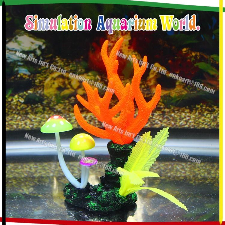 Beautiful Silicone Artificial Coral Decorations,Artificial ...