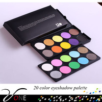 P20 brand new beauty makeup wonderful eyeshadow palette of 20 colors, giving you a perfect look anytime