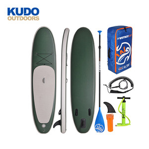KUDO OUTDOORS Summer Hot Selling Sup Stand Up Paddle Board Inflate For Fishing