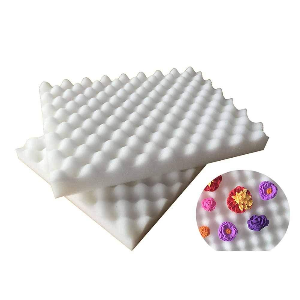Neaer 2 Pcs Cake Fondant Flower Drying Holder Sugar Cake Decorating Shelf Baking Tools