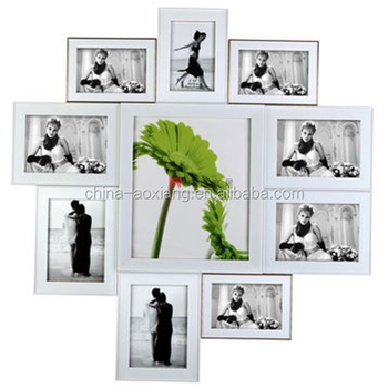 China Handicraft Family Tree For Wall Decoration 10p Collage Family ...