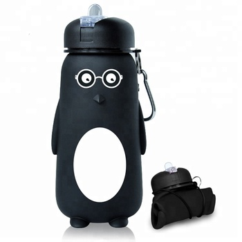 Round Fridge Sublimation Blank Water Bottle For Kids