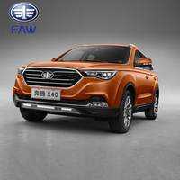 FAW X40 4x2 SUV Passenger Van Drifting Tires Passenger Vehicle Sedan Car Sedan Car