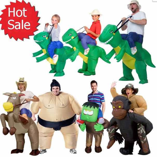 Acquista all 39 ingrosso online costumi gonfiabili per adulti for Gonfiabili halloween
