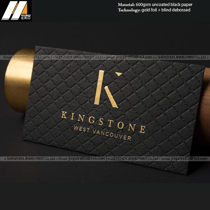 Gold Foil Business Cards Wholesale, Foil Business Cards Suppliers ...
