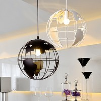 Wholesale Modern Art Globe Chandelier Lamp For Bedroom