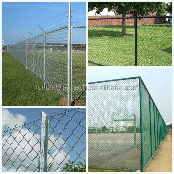 Runtan ft height chain link fence menards
