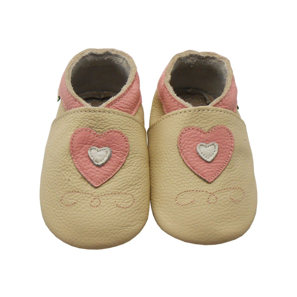 On Sale 2015 Soft Sole Cow Leather Baby Moccasins Printed Baby Girl Shoes Boy Branded Infant Toddler First Walker Free Shipping