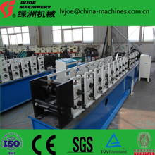 CE certificed ! Automatic V Shape Light Metal Truss Profile Frame Roll Forming Machine With PLC