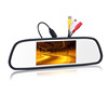 Universal Waterproof CCD Video Car Fleet Assist Night Vision 4.3 Inch Car LCD TFT Rearview Mirror Screen