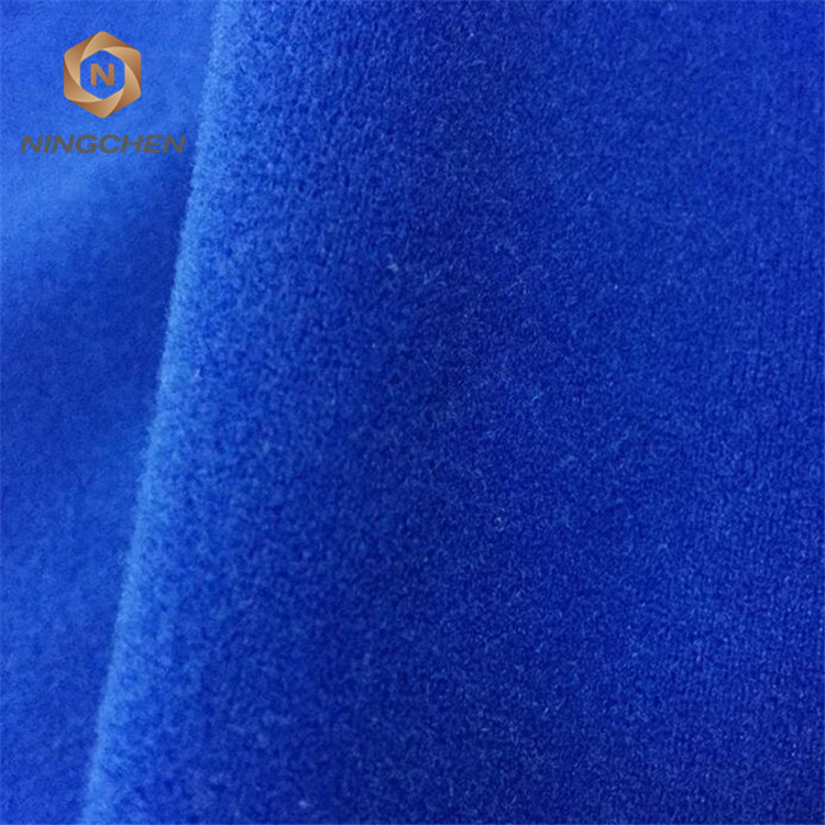 Hot sale cheap Chinese Warp Knitted 100% Polyester tricot Fabric/ Tricot Brush NBA sport suit lining. tricot brushed